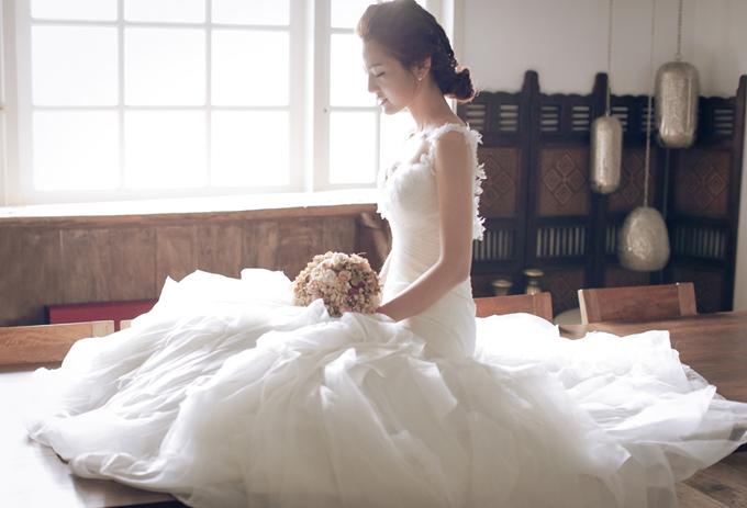 結婚式写真のバリエーション
