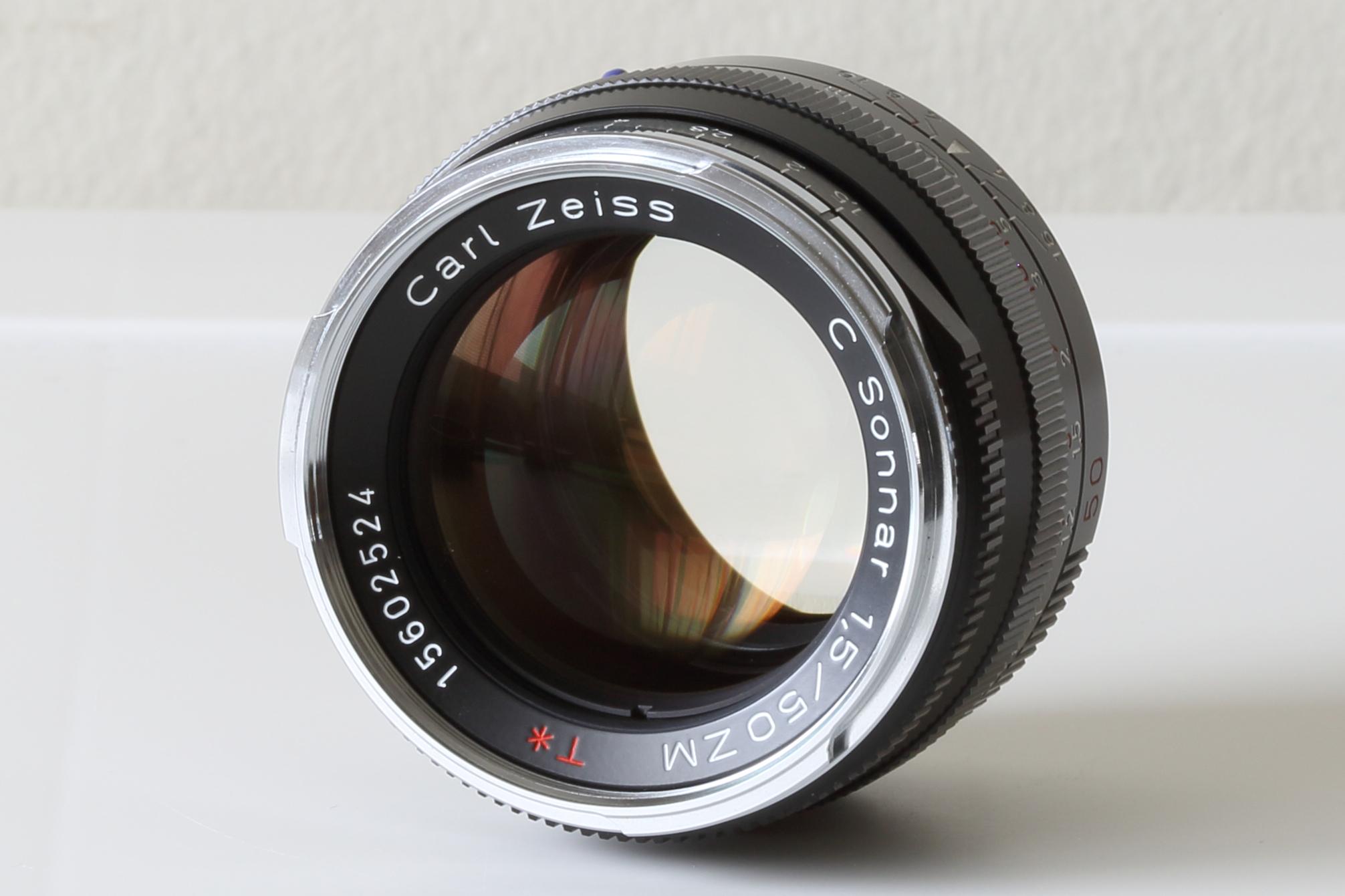 C Sonnar T* 1.5/50 ZM