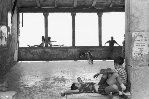 Simiane-la-Rotonde 1969 ©Henri Cartier-Bresson