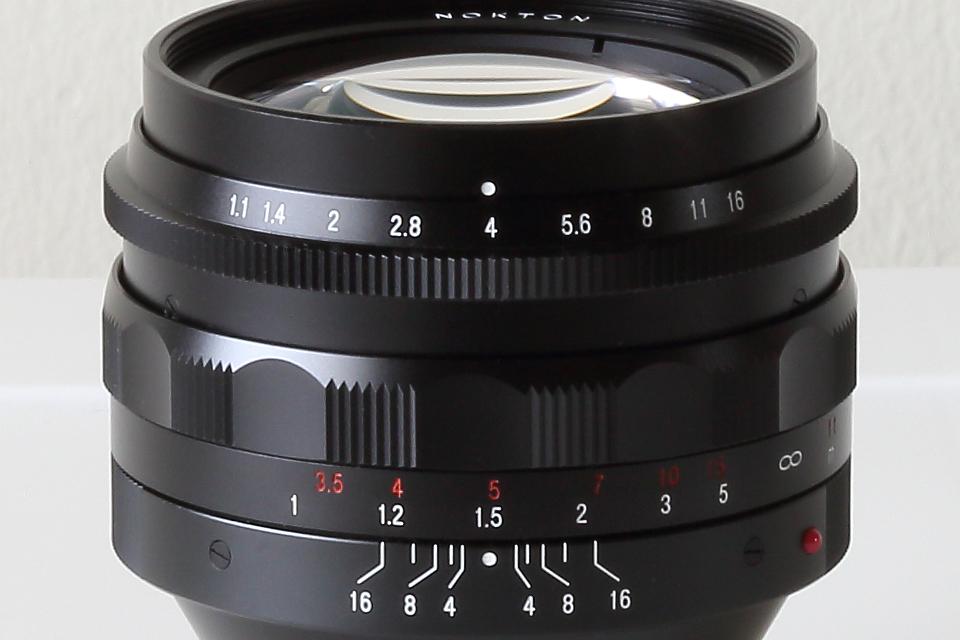 NOKTON 50mm F1.1
