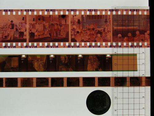 カラーネガフィルム