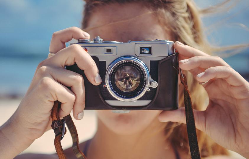 フィルムカメラ